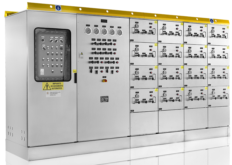 Wellhead Control Panels Whcp Pneumoidraulica Engineering